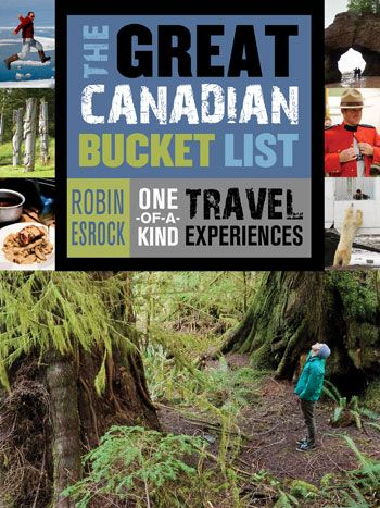 Ford is helping Robin Esrock check 'driving across Canada' off his bucket list. Read more on the Ford Blog.