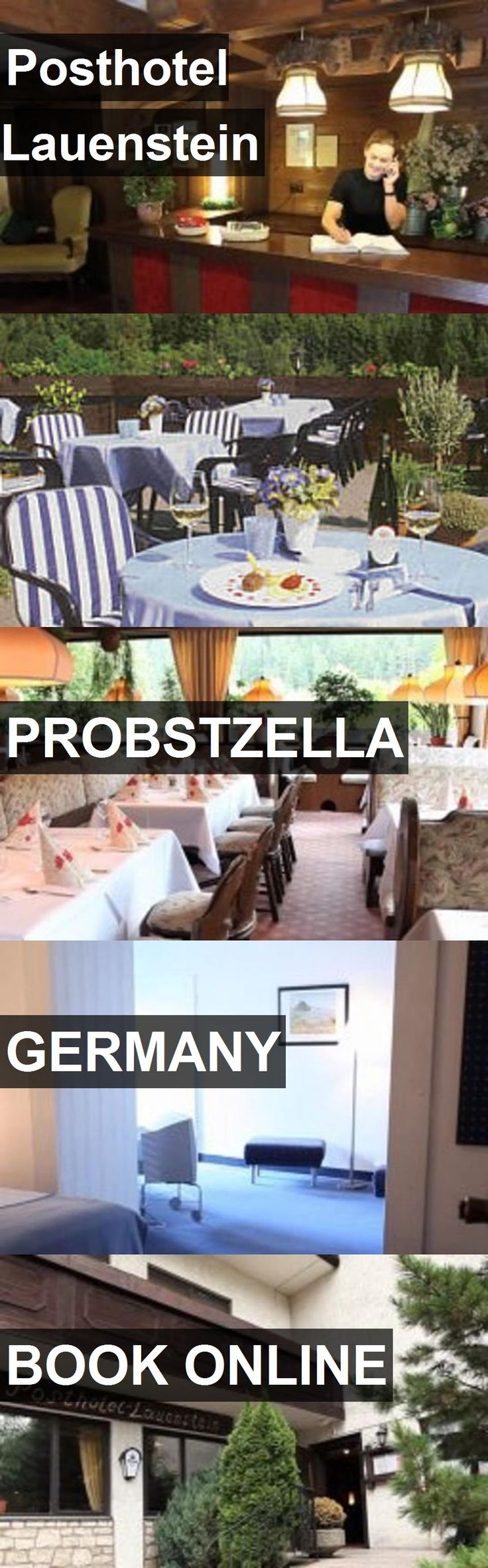 Posthotel Lauenstein in Probstzella, Germany. For more information, photos, reviews and best prices please follow the link. #Germany #Probstzella #travel #vacation #hotel