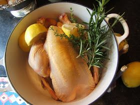 SIMPLE FOOD AT HOME: Mijn 'luie' kip recept