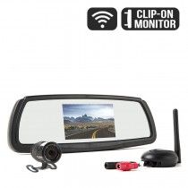 Wireless Backup Camera System | RVS-091407 | #BackupCamera for #Ambulance and #EmergencyVehicles