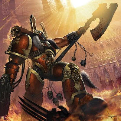 Faeit 212: Warhammer 40k News and Rumors: New Chaos Marine Codex Sent to Warehouses Worldwide!