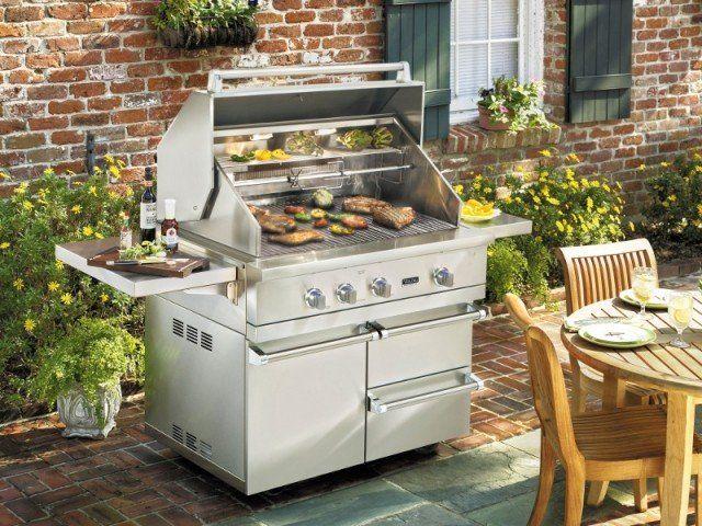 Barbecue, plancha : 16 idées pour un repas convivial au jardin