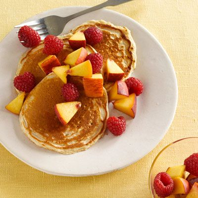 Whole-Grain Pancakes: Have a stack of pancakes without a side of guilt ...