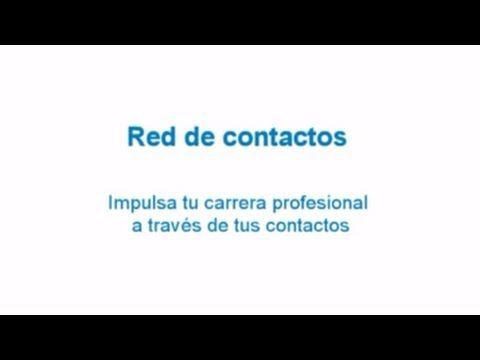Descubre cómo encontrar trabajo e impulsar tu carrera profesional a través de tus contactos con la nueva Red de Contactos de InfoJobs.  Descubre mediante tu red de contactos, cuáles son las tendencias de mercado, qué conocimientos y aptitudes están desarrollando tus colegas profesionales y descubre quien se interesa en tu CV.  Más información en http://www.infojobs.net/red-de-contactos-i.xhtml