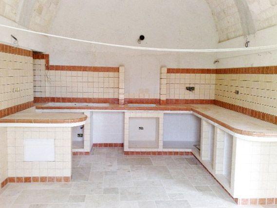 oltre 25 fantastiche idee su piccole cucine rustiche su pinterest ... - Cucine In Muratura Moderne Prezzi