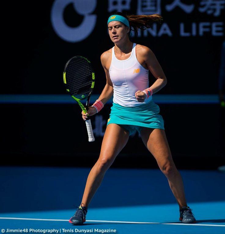 WTA Beijing 2017: Sorana Cîrstea, declaraţii după victoria de astăzi. Ce spune Ostapenko înainte de meciul cu Sorana. – Tenisite