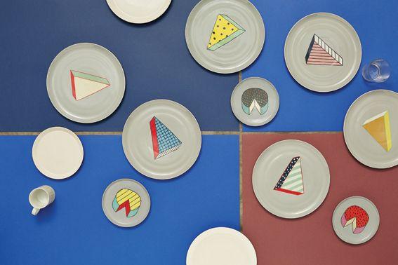 RIO arabeschi di latte x bitossi home  #pizza #80s #pattern