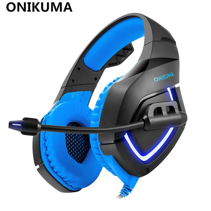 GC29 K1 PS4/XBOX ONE/PC Gaming Headset with Soft Microphone