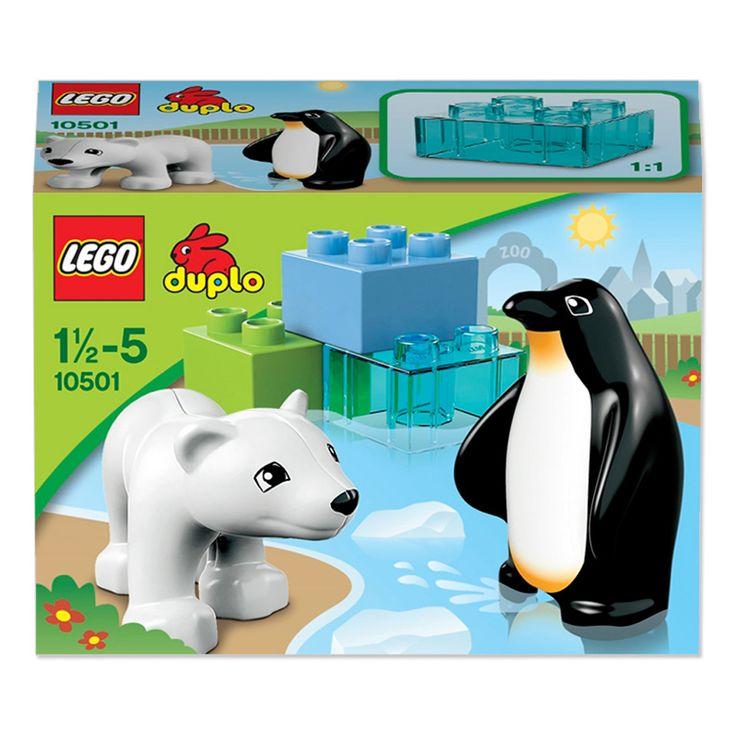 LEGO Duplo Dierentuinvrienden 10501
