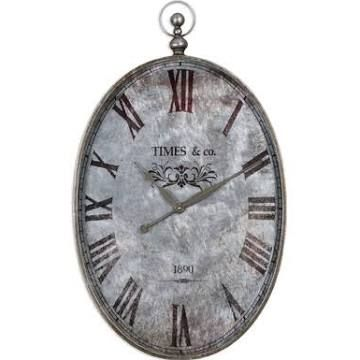 18 Best Wall Clocks Images On Pinterest  Small Wall Clocks Glamorous Small Wall Clock For Bathroom Decorating Design