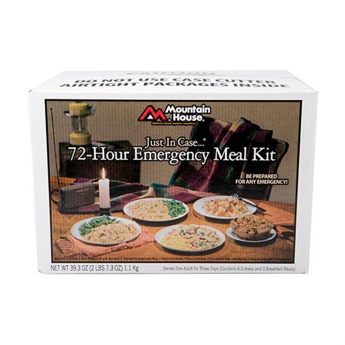 When the shtf, I'm gonna be eating Mountain House food.  $59.99 http://bestshtfgear.com/mountain-house-72-hour-emergency-kit/ #shtf #shtfgear #food #survival #survivalism #bugout #bugin #prep #prepper #delicious