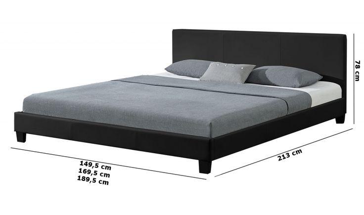 Łóżko Barcelona zostało stworzone by zapewnić swoim właścicielom najbardziej komfortowe warunki snu. Jest to nowoczesne łóżko, które idealnie wkomponuje się w niemal każde wnętrze.