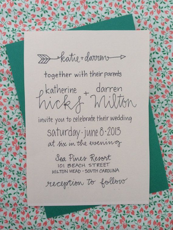Wedding Invitation Designers - Grey Snail Press | Oh So Beautiful Paper                                                                                                                                                      More