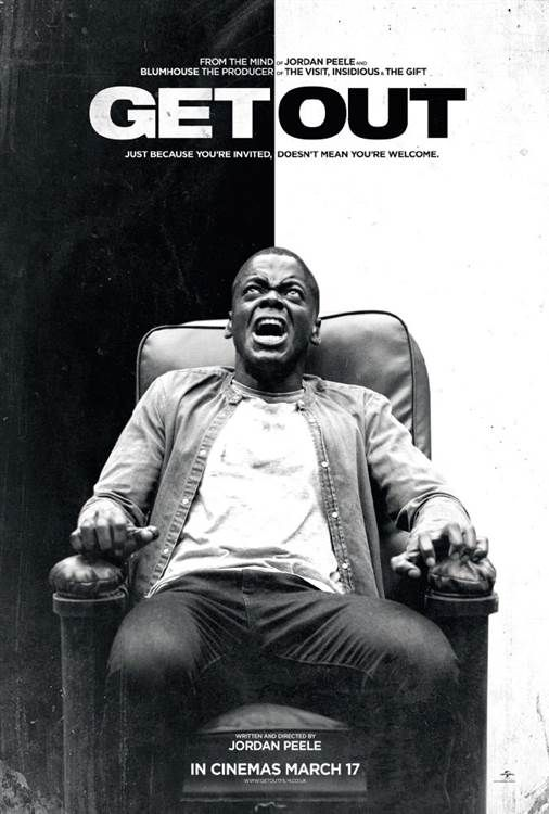 Uciekaj! (2016) - W kinach od 28 kwietnia 2017 - FilmPL