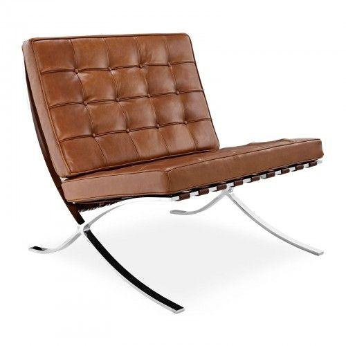 Einzigartiger Sitzkomfort des Barcelona Lounge Chairs