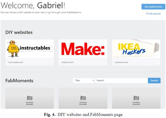 Smart Makerspace: A Web Platform Implementation