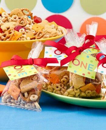 Geburtstagsparty Snacks Ideen Furs Essen