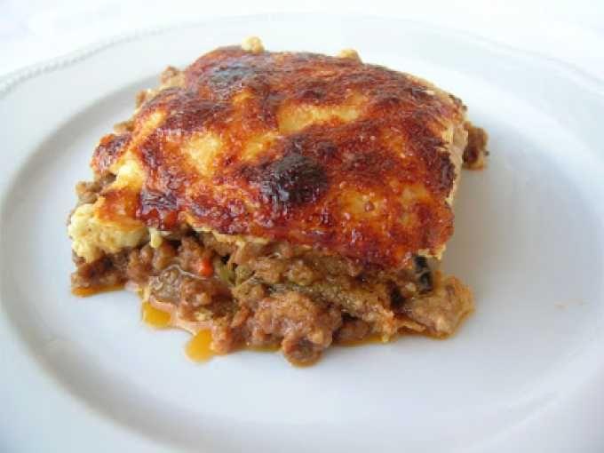 Direttamente dalla Grecia, un piatto ricco di sapore. - Ricetta Portata principale : Moussakà da Solema