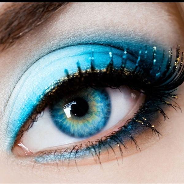 beauty of blue