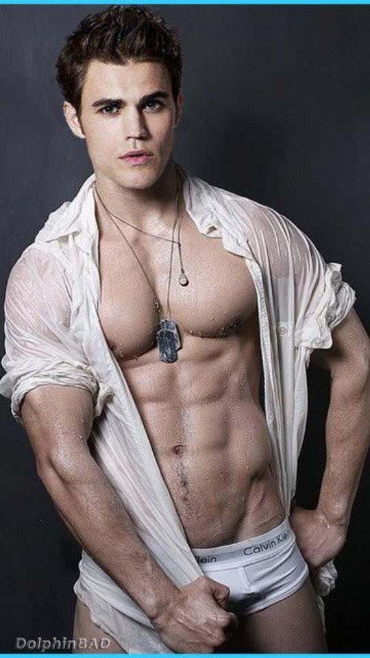 vampires naked male