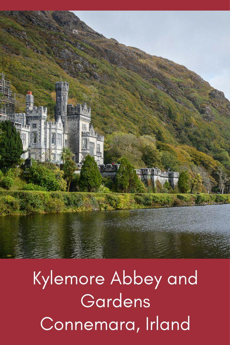 Kylemore Abbey and Gardens ist ein fantastisches Ausflugs in der wunderschönen Landschaft von Connemara, Irland. Geschichtsträchtig und die Wälder voller Kobolde. (scheduled via http://www.tailwindapp.com?utm_source=pinterest&utm_medium=twpin)