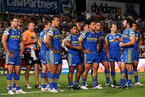Parramatta Eels will be up against in on Saturday as they look to claim their first win of the season when they entertain defending champions Manly Sea Eagles.