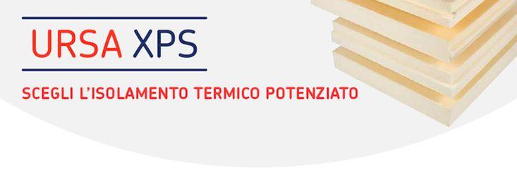 Scegli l'isolamento termico potenziato Ursa XPS