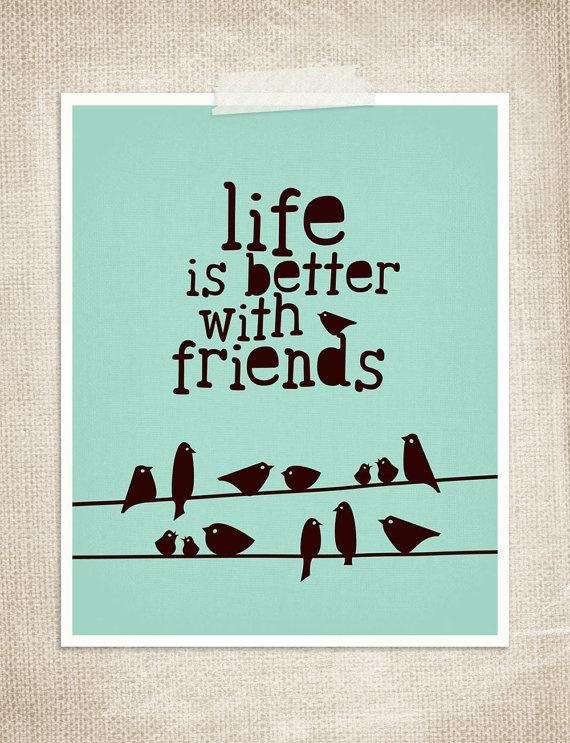 friends. great everything. etsy monkeymindesign