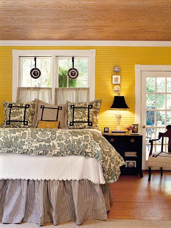 Bedroom Decor Yellow 185 best orange coral yellow bedroom images on pinterest | bedroom