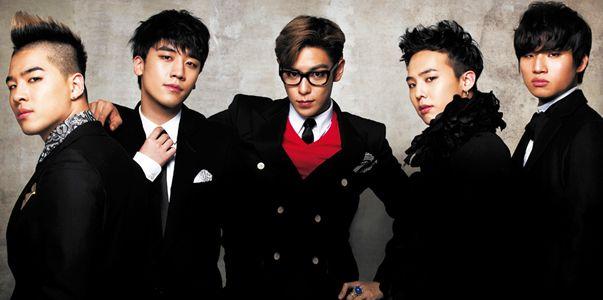 "One of my favorite international boy bands: Big Bang - boyband - kpop ""WOW, Fantastic baby..."""