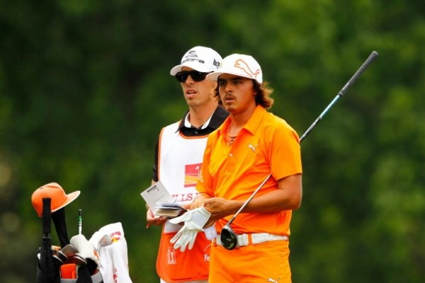 Golf Equipment - Rickie Fowler's orange tinted Cobra Equipment: http://www.compleatgolfer.co.za/article/rickie-fowlers-cobra-equipment