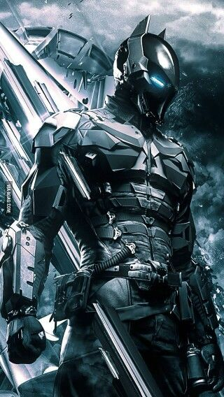 Batman Arkham Knight Armor