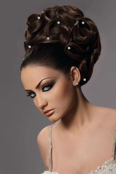 Hair Do Bridal Hair Inspiration Curly Hair Styles Hair