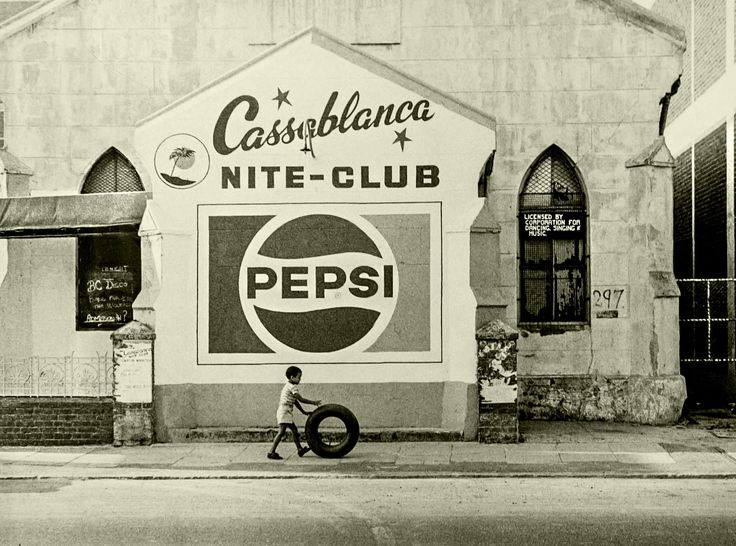 Cassablanca Nite-Club, 1966. Used to be in Albert rd, Woodstock. The building is still there..but, alas, not a church or a night club. Photo; Thanks to photographer Robert Bellon for the use.