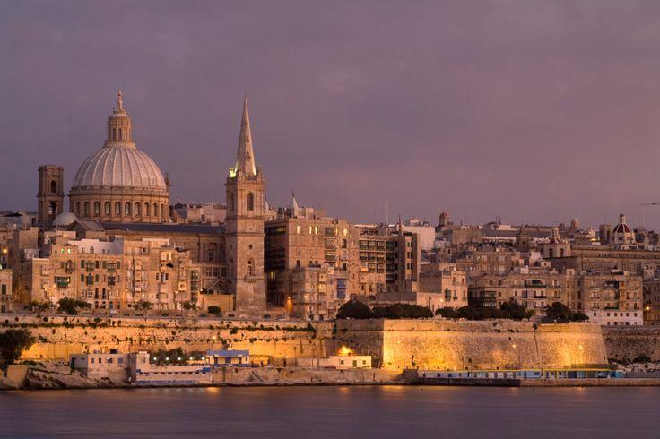 La Valeta (Malta) Planes rotos.