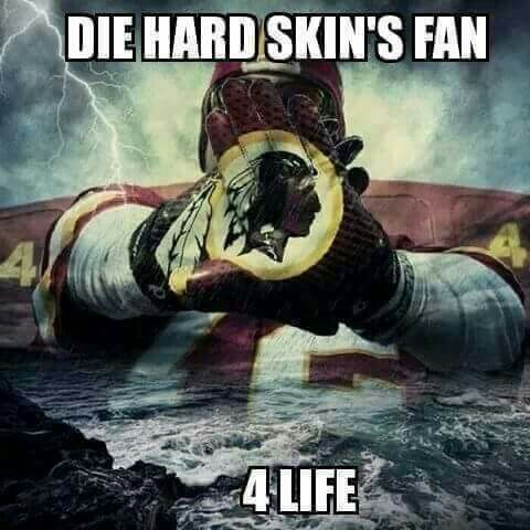 Die Hard Skins Fan 4 Life