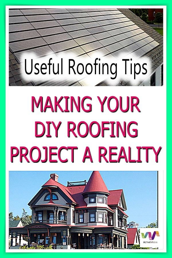 Roofing Tips All Roofers Need To Have Set Up A Safety Plan That Fulfills Osha Requirements This Will Likely Guarantee That Each Pr Diy Roofing Tips How To Plan