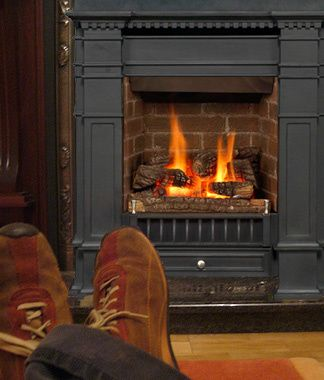 Senator victorian fireplace shop offers america 39 s best for Craftsman gas fireplace