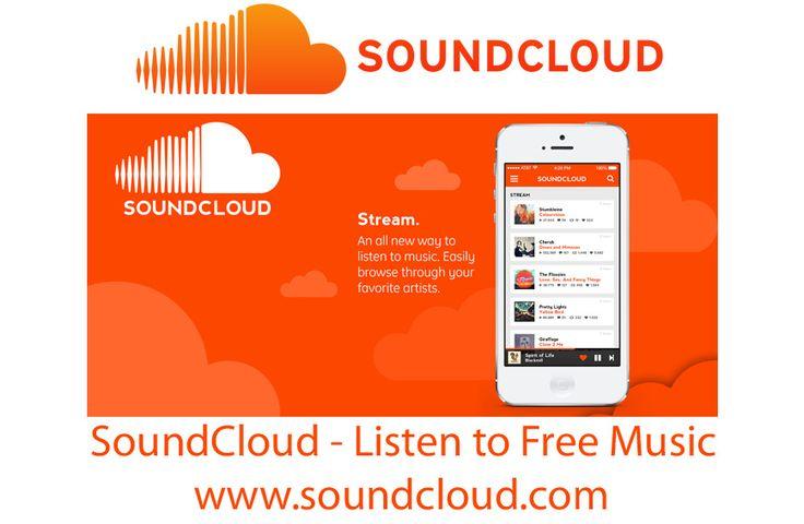 SoundCloud - Listen to Free Music | www.soundcloud.com - Kikguru