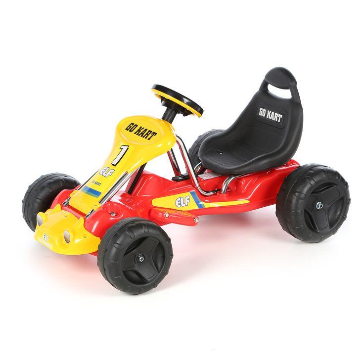 Racer 6V Battery Powered Go Kart
