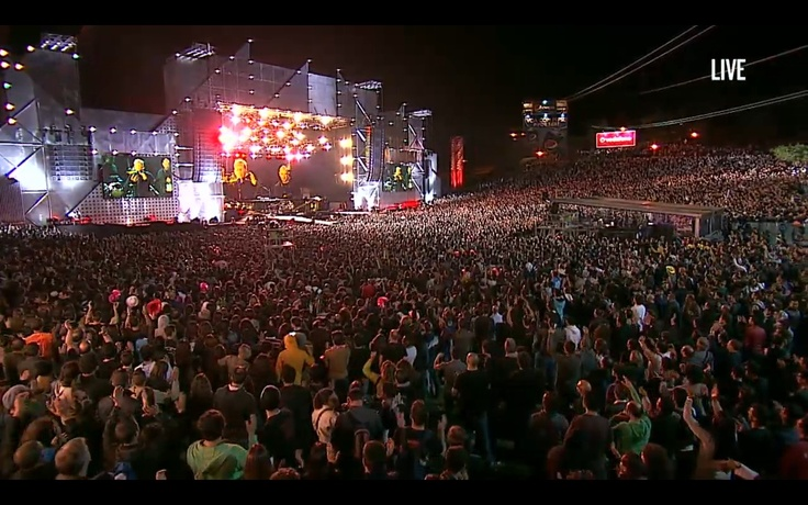 LIVE MUSIC EVENTS. Rock in Rio - Lisbon. Metallica - Rock In Rio - Lisbon
