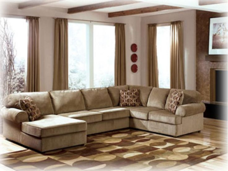 Living Room Ideas With Brown Sectionals
