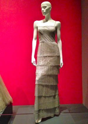 Oscar de la Renta Gown worn by Jennifer Garner, Oscars 2014 - By Jennifer Nicole Sullivan