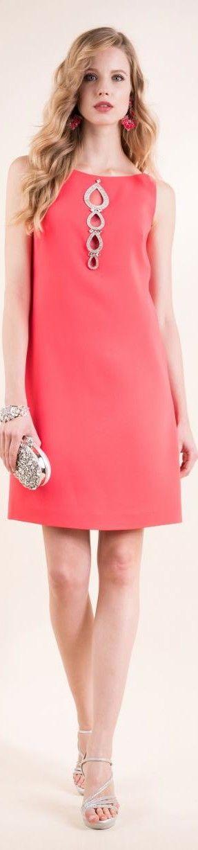 Luisa Spagnoli 2016 women fashion outfit clothing style apparel @roressclothes closet ideas