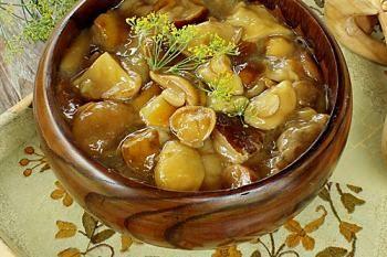 Соленые грибы на зиму - рецепт с пошаговыми фото / Меню недели