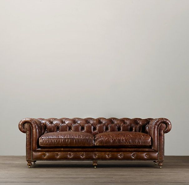 98 Kensington Leather Sofa Instead Of A Bed I 39 M Getting