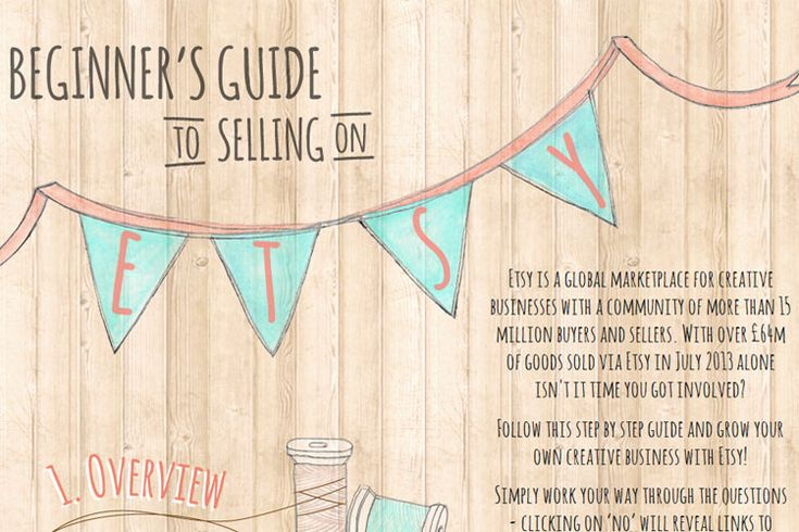 Beginner's Guide to Selling on Etsy - The Sewing Rabbit