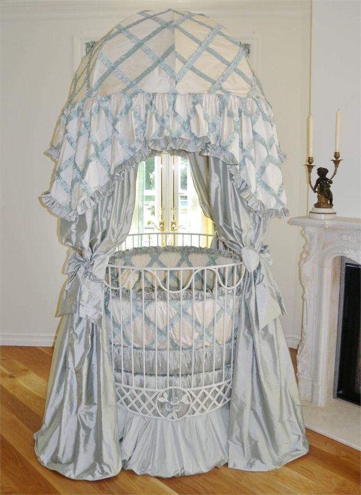 Baby Canopy For Bedroom: 38 Best Round Beds Images On Pinterest
