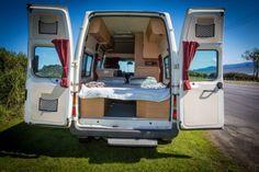 ford transit camper - Buscar con Google