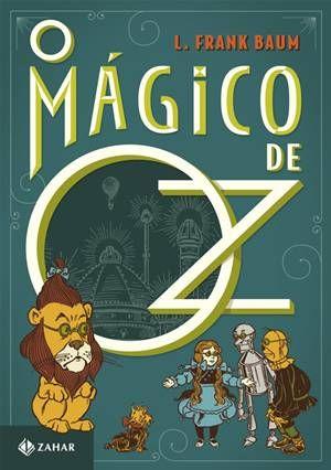 O Mágico de Oz capa